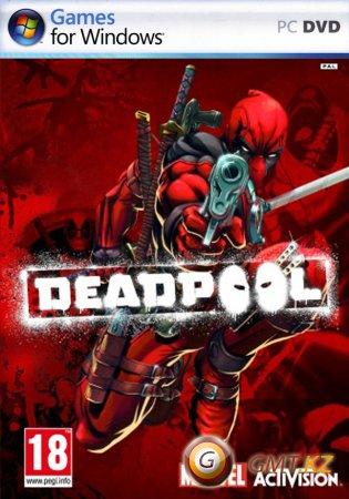 Deadpool (2013/RUS/ENG/Crack by SKIDROW)
