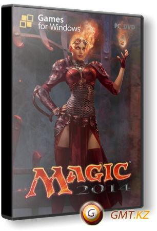 Magic 2014 - Duels of the Planeswalkers (2013/RUS/ENG/Лицензия)