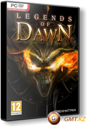 Legends Of Dawn.v 1.04 (2013/RUS/ENG/MULTI4/RePack от Fenixx)