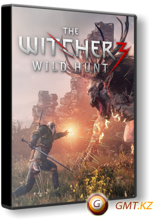 The Witcher 3: Wild Hunt (2013/HD-DVD)