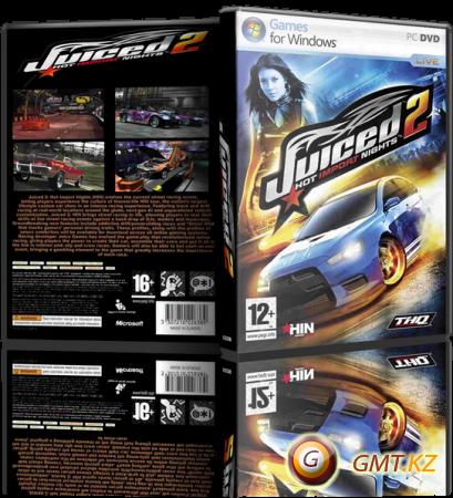 Juiced 2: Hot Import Nights (2007/RUS/RePack)