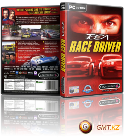 ToCA Race Driver: Anthology (2003-2006/RUS/RePack от R.G. Catalyst)