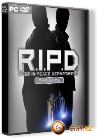 R.I.P.D. The Game v.1.0 (2013/RUS/ENG/Repack от =Чувак=)