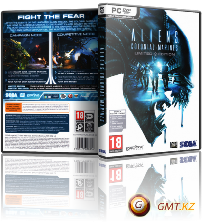 Aliens: Colonial Marines - Collector's Edition v.1.0.210.751923 + 9 DLC (2013/RUS/ENG/RePack RePack от Audioslave)