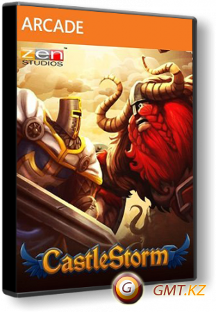CastleStorm (2013/RUS/ENG/Multi6/Лицензия)