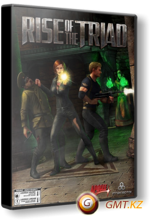 Rise of the Triad v.1.0 (2013/ENG/RePack от =Чувак=)