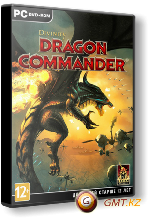 Divinity: Dragon Commander - Imperial Edition (2013/RUS/ENG/RePack от R.G. Механики)