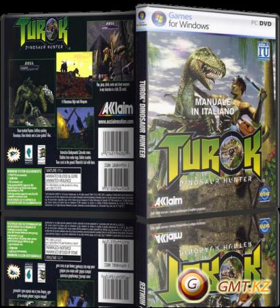 Turok Антология / Turok Anthology (1997-2008/RUS/ENG/RePack)
