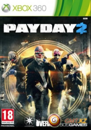Payday 2 (2013/ENG/Region Free)