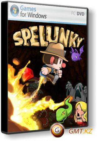 Spelunky HD (2013/RUS/ENG/Пиратка)