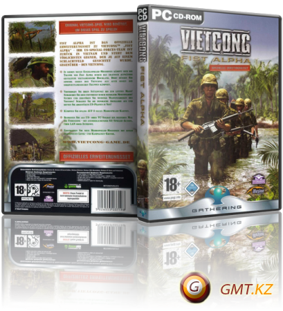 Vietcong Anthology / Vietcong Антология (2003-2005/RUS/ENG/RePack)
