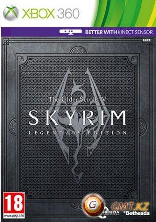 The Elder Scrolls V: Skyrim - Legendary Edition (2013/RUS/Region Free)