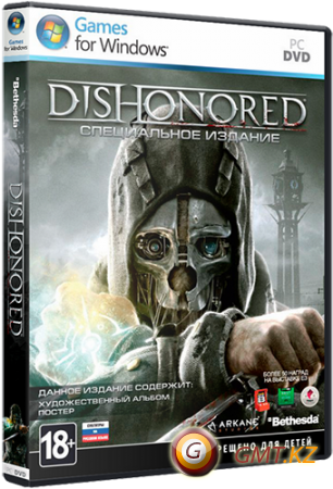 Dishonored Game of the Year Edition (2012/RUS/ENG/RePack by SeregA-Lus)
