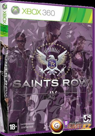 Saints Row 4 (2013/ENG/LT+3.0/Region Free)