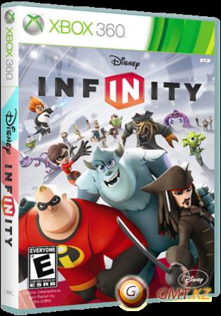 Disney Infinity (2013/ENG/LT+1.9/Region Free)