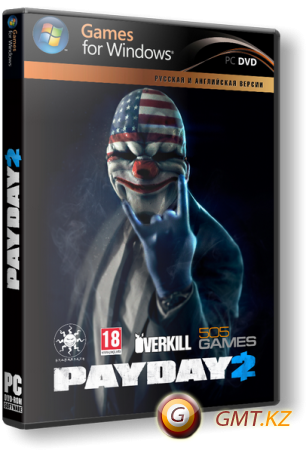 PayDay 2 Career Criminal Edition v.1.78.340 (2016/RUS/ENG/RePack)