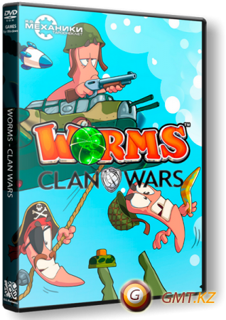 Worms: Clan Wars (2013/ENG/RePack от R.G. Механики)