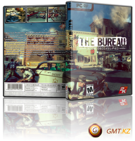 The Bureau: XCOM Declassified (2013/RUS/RePack от R.G. Catalyst)