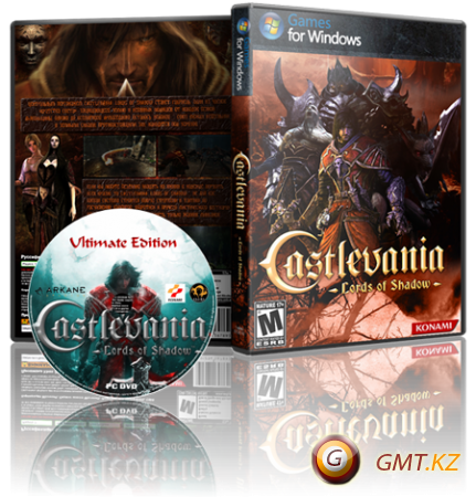 Castlevania Lords Of Shadow Ultimate Edition v.v 1.0.2.9u2 (2013/RUS/ENG/RePack от Fenixx)