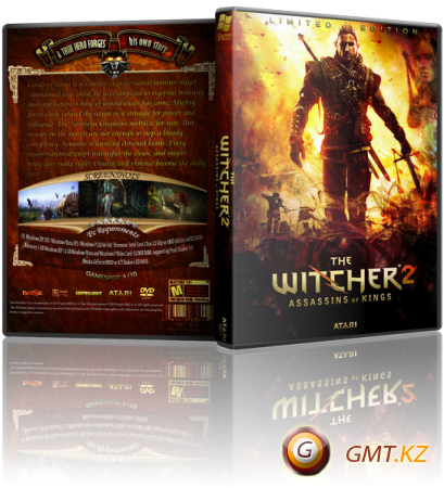 The Witcher 2: Assassins of Kings v.3.4.4.1 + 12 DLC (2011/RUS/RePack от Fenixx)
