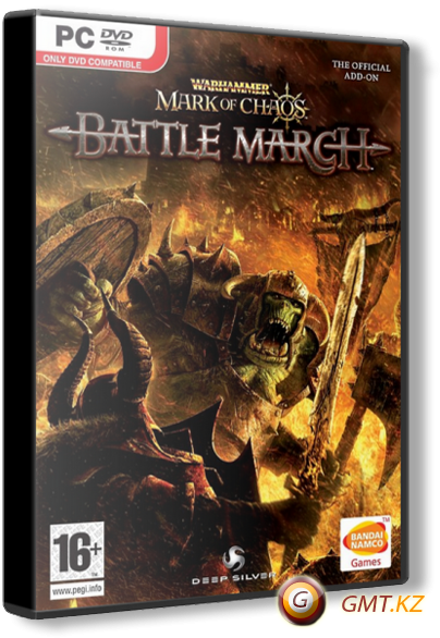 warhammer mark of chaos gold edition repack