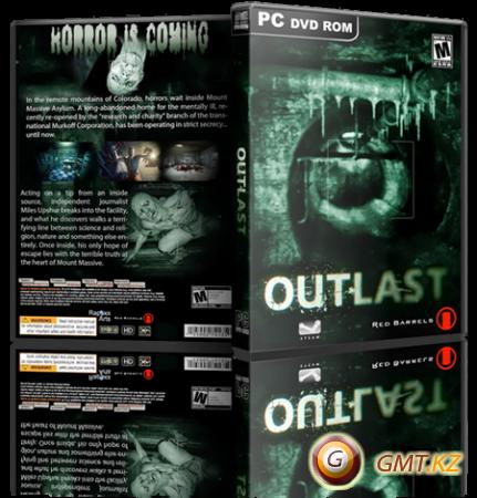 Outlast: Whistleblower (2013/RUS/Multi6/RePack от z10yded)