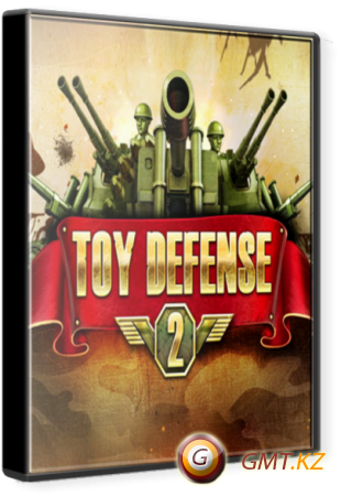 Солдатики 2 / Toy Defense 2 (2013/RUS/Лицензия)