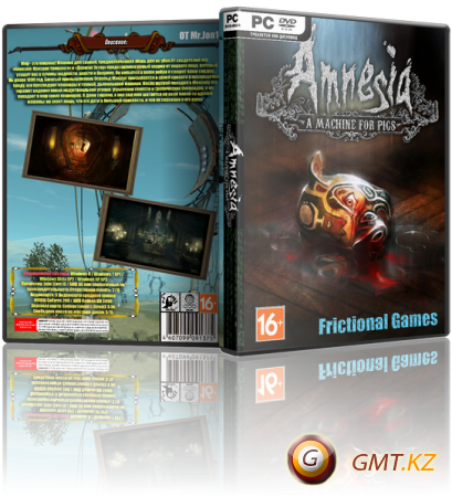 Amnesia: A Machine for Pigs [Update 2] (2013/RUS/ENG/RePack от z10yded)
