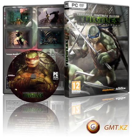 Teenage Mutant Ninja Turtles Out Of The Shadows v.1.0.10246.0 (2013/RUS/ENG/RePack от Fenixx)