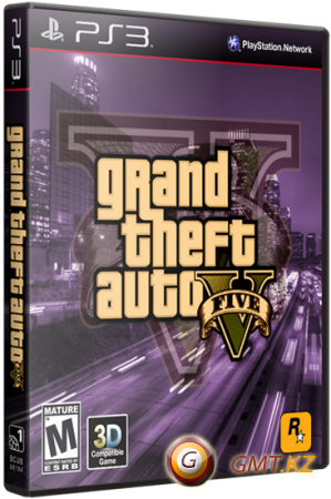 Grand Theft Auto 5 (2013/RUS/FULL/3.41/3.55 Only)