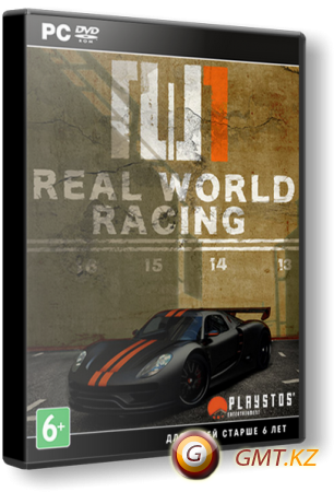 Real World Racing (2013/ENG/Лицензия)