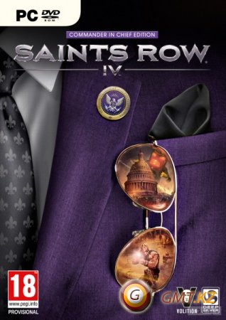 Обзор Saints Row IV