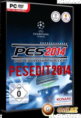 Pro Evolution Soccer 2014 (2013/PESEdit Path 5.1)