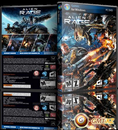 Alien Rage - Unlimited (2013/RUS/ENG/RePack от SEYTER)