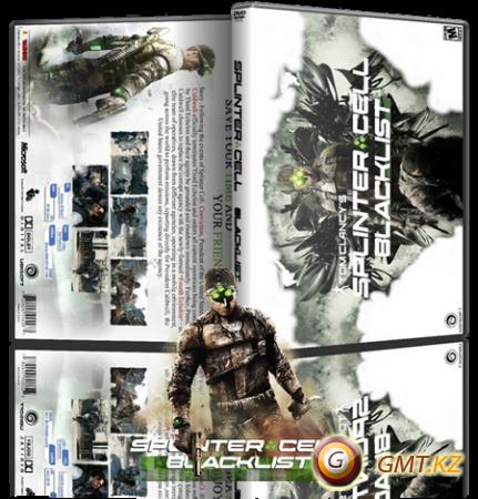 Tom Clancy's Splinter Cell Blacklist Deluxe Edition v.1.03 + 2 DLC (2013/RUS/RePack от Fenixx)