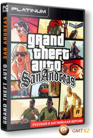 GTA / Grand Theft Auto: San Andreas (2005/RUS/ENG/Steam-Rip)