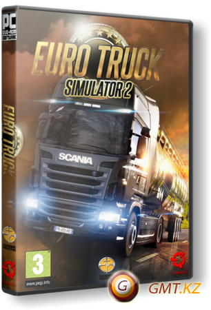 Euro Truck Simulator 2 v1.20.1s + 27 DLC (2013/RUS/ENG/RePack)