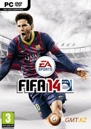 FIFA 14 (2013/RUS/ENG/Crack by 3DM v.2.0, v.3.0, v.4.0)