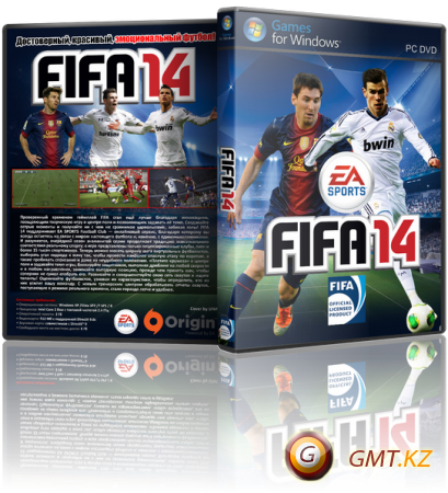 FIFA 14 v.1.4.0.0 (2013/RUS/RePack от z10yded)