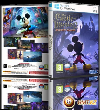 Castle of Illusion (2013/RUS/ENG/RePack от R.G. Механики)