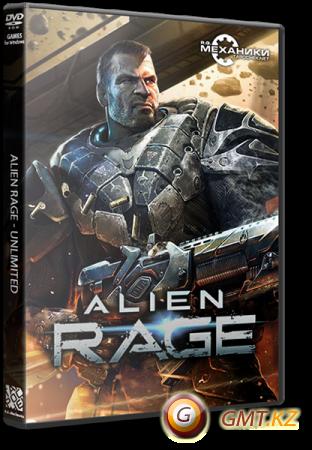 Alien Rage Unlimited (2013/RUS/ENG/Rip от R.G. Механики)
