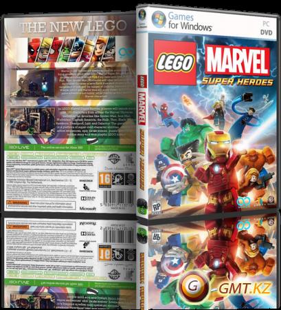 LEGO Marvel Super Heroes (2013/RUS/ENG/RePack от xatab)