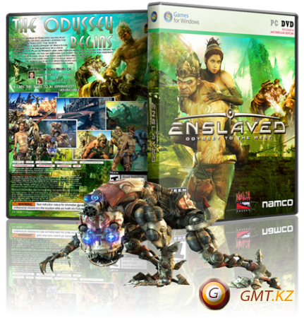 Enslaved: Odyssey to the West Premium Edition (2013/RUS/ENG/RePack от R.G. Механики)