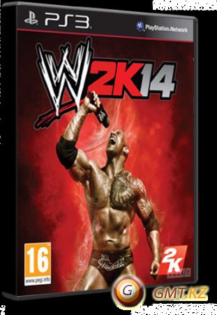 WWE 2K14 (2013/ENG/EUR/4.30+)