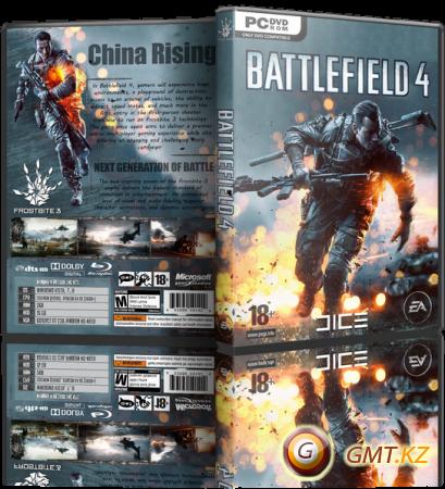 Battlefield 4 Premium Edition [Update 11] (2013/RUS/ENG/Лицензия)