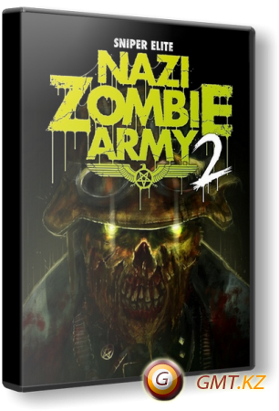 Sniper Elite: Nazi Zombie Army 2 (2013/RUS/ENG/RePack от SEYTER)