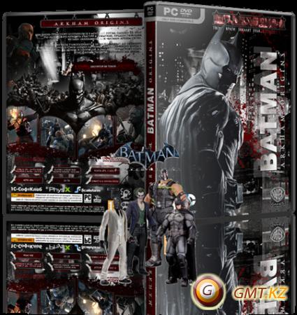 Batman: Arkham Origins v.1.0u2 + 7 DLC (2013/RUS/ENG/RIP от Fenixx)