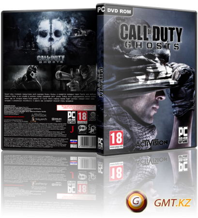 Call of Duty: Ghosts (2013/RUS/ENG/RePack от SEYTER)