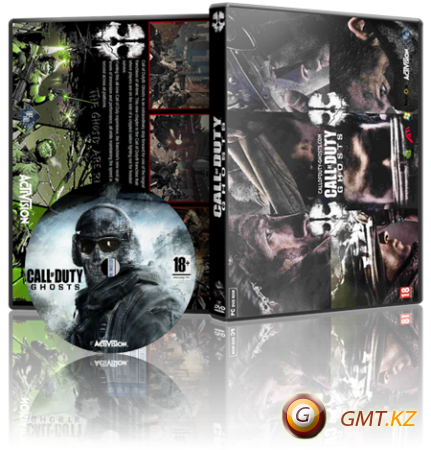 Call of Duty: Ghosts Deluxe Edition [Update 12] (2013/RUS/ENG/Rip от z10yded)