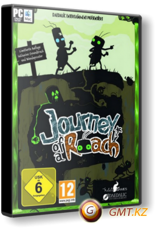 Journey of a Roach (2013/RUS/ENG/MULTi19/Лицензия)